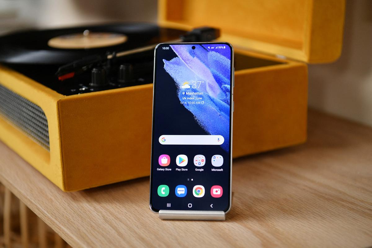 Samsung Galaxy S21 Series - Unpacked 2021