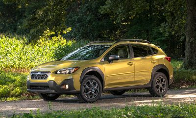 2021 Subaru Crosstrek review