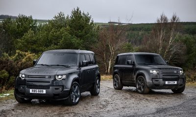 2022 Land Rover Defender V8