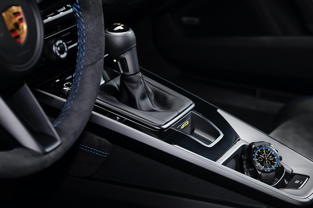 2022 Porsche 911 GT3 manual transmission