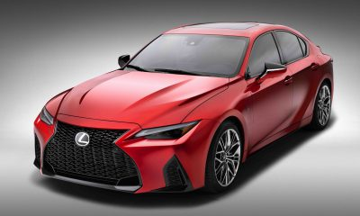 2022 Lexus IS 500 F-SPORT Performance