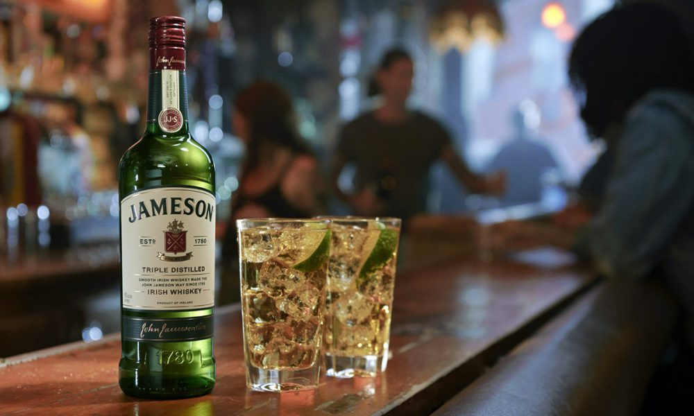 Jameson Irish Whiskey - SPTO