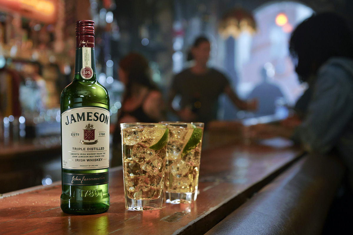 Jameson Irish Whiskey - SPTO