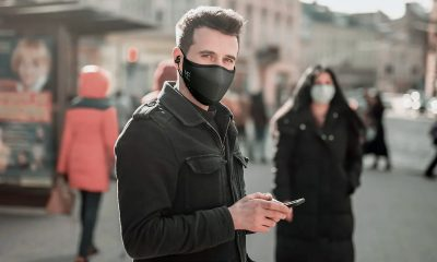 MaskFone Bluetooth face mask