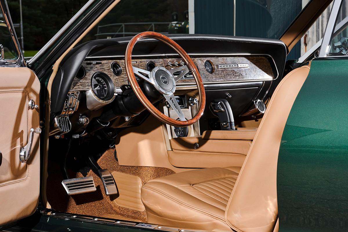 Ringbrothers 1968 Mercury Cougar Restomod