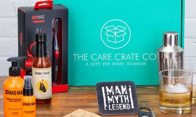 The Care Crate Co. - Men's Luxe Gift Box