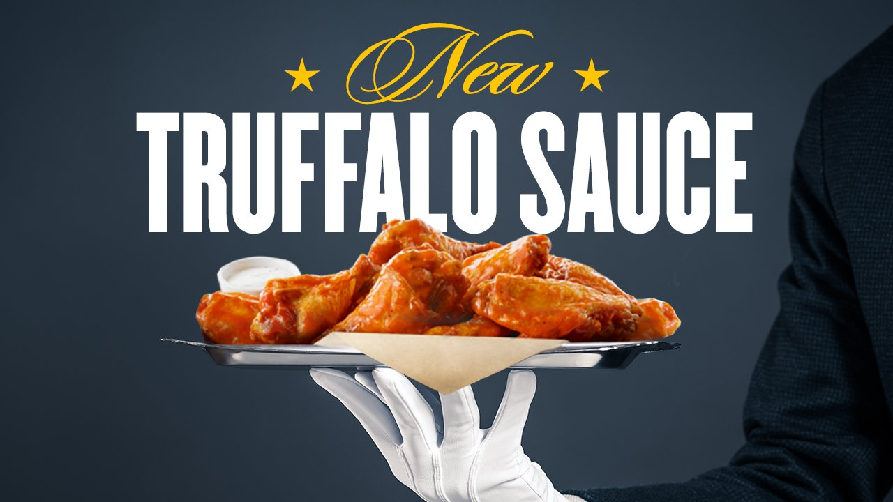 Buffalo Wild Wings Truffalo Sauce