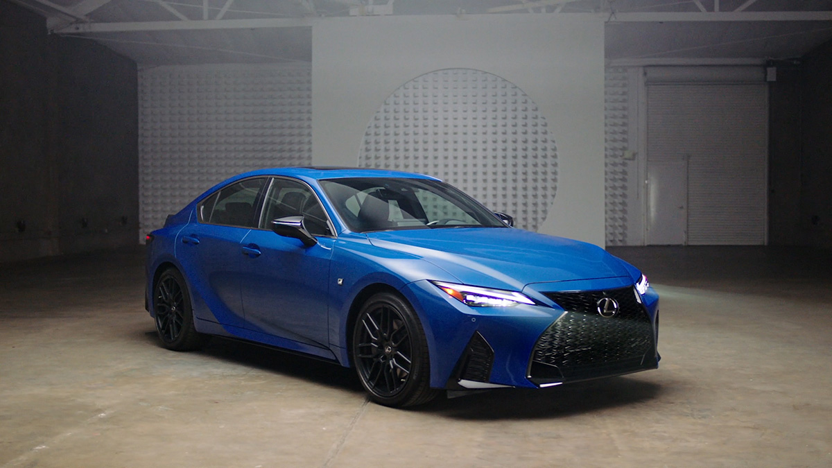 2021 Lexus IS 350 F Sport Dynamic Handling Package