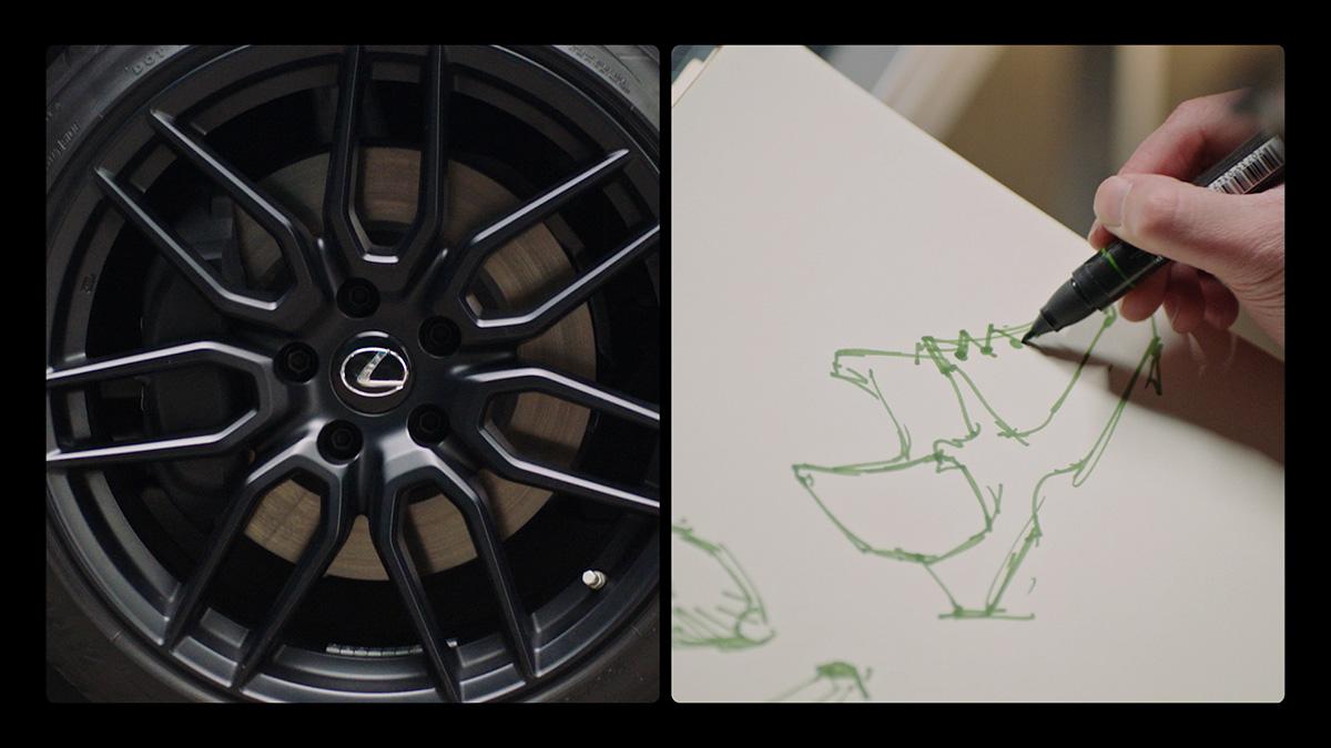 Lexus x RTFKT Sneaker