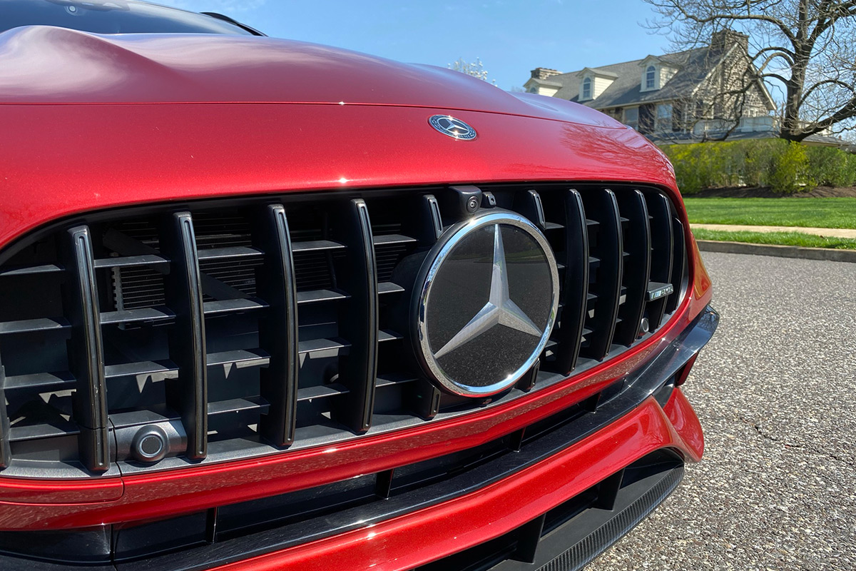 2021 Mercedes-AMG E63 S Wagon