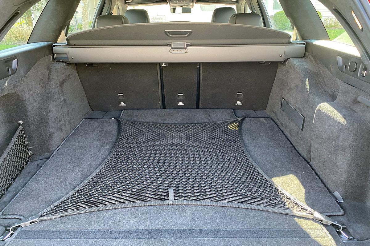 2021 Mercedes-AMG E63 S Wagon - Trunk
