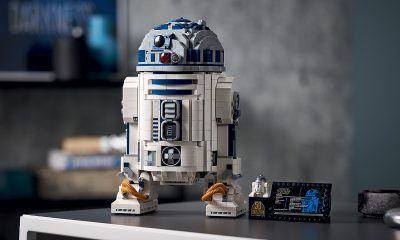 LEGO Star Wars R2-D2 set