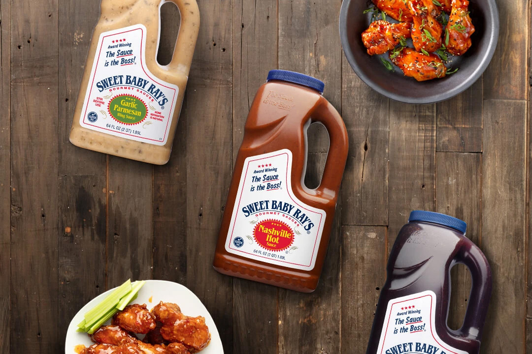 Sweet Baby Rays Limited-Edition Wing Sauces
