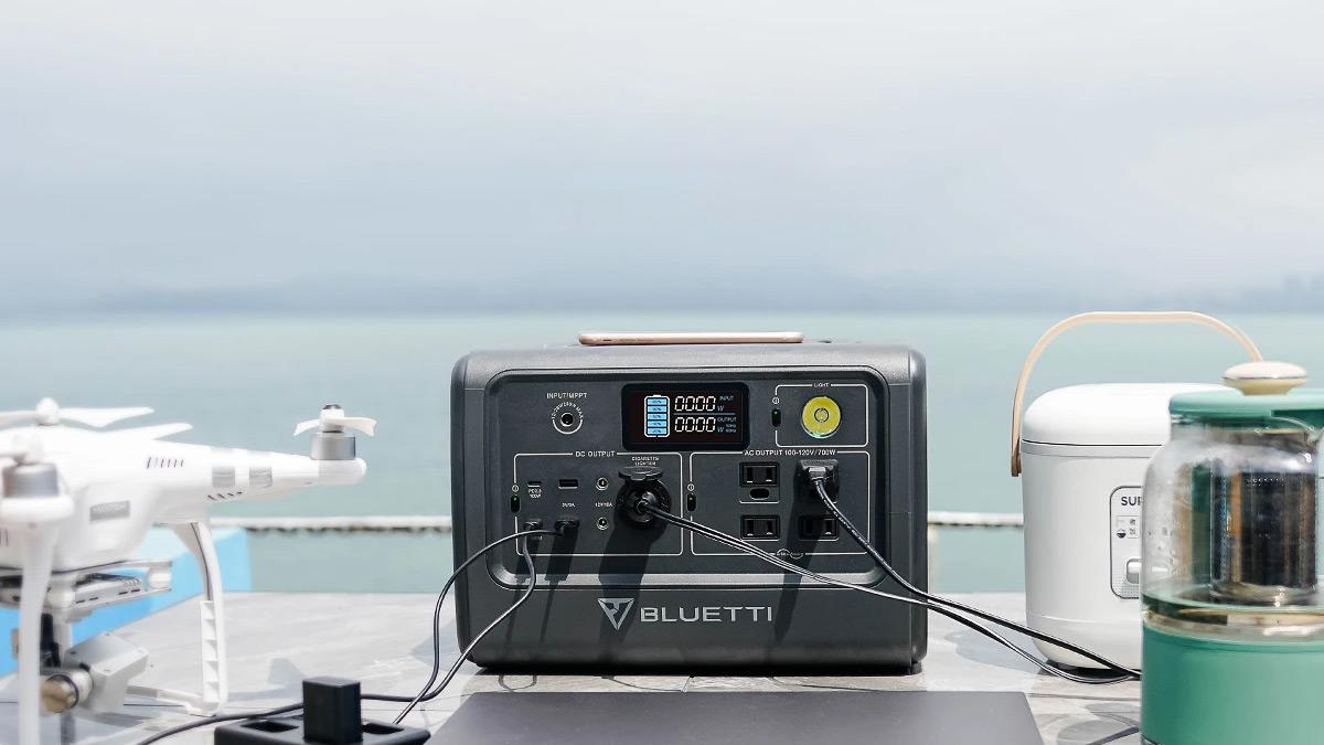 BLUETTI EB70 Portable Power Station