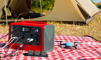 BLUETTI EB70 Portable Power Station