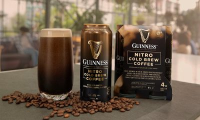 Guinness Nitro Cold Brew Coffee beer