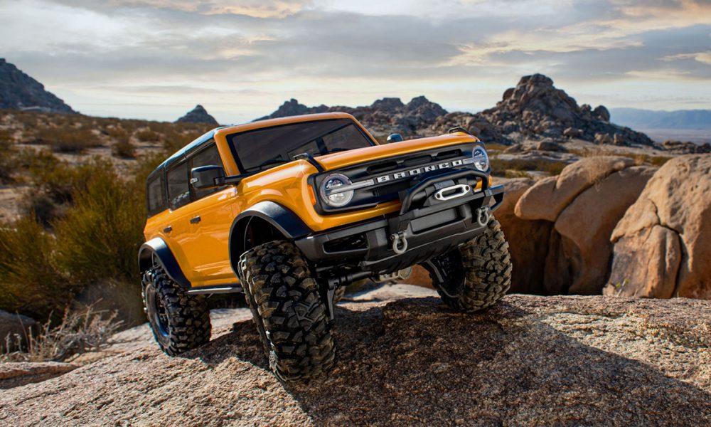 Traxxas TRX-4 2021 Ford Bronco