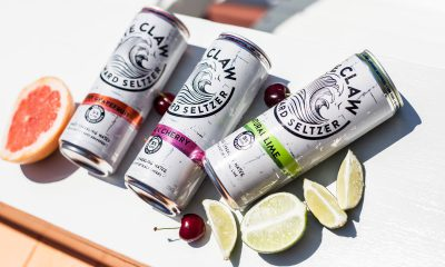 United Airlines adds White Claw to drink menu