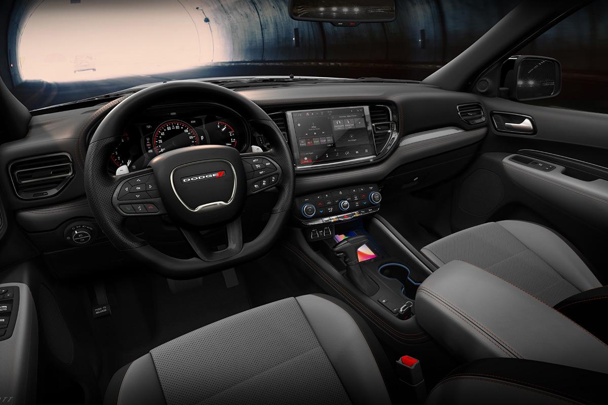 2021 Dodge Durango R/T interior
