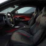 2022 Ferrari 296 GTB interior