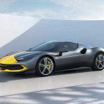 2022 Ferrari 296 GTB - Assetto Fiorano front
