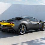2022 Ferrari 296 GTB - Assetto Fiorano rear