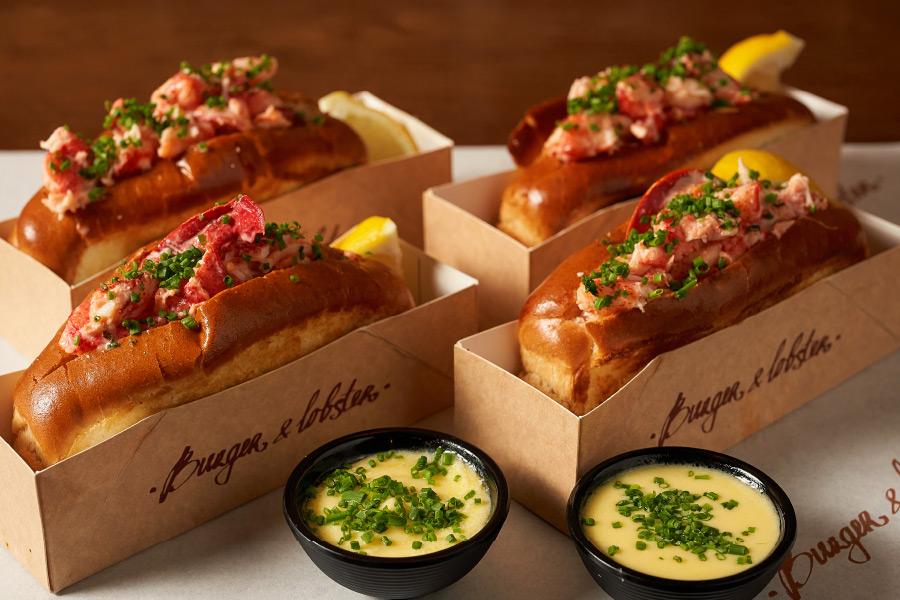 Burger & Lobster Original Lobster Roll