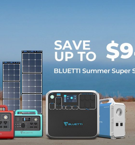 BLUETTI Summer Super Sale