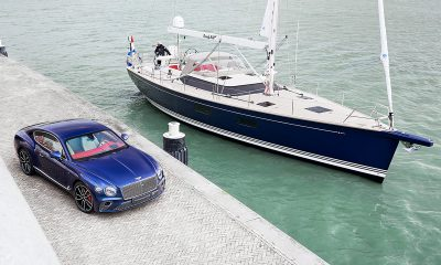 Bentley and Contest Yachts