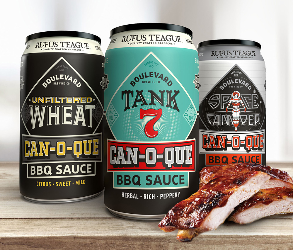 Boulevard Brewing Co - Can-O-Que Variety Pack