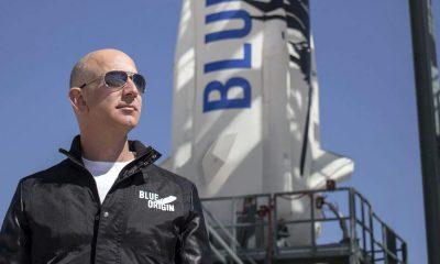 Jeff Bezos - Blue Origin
