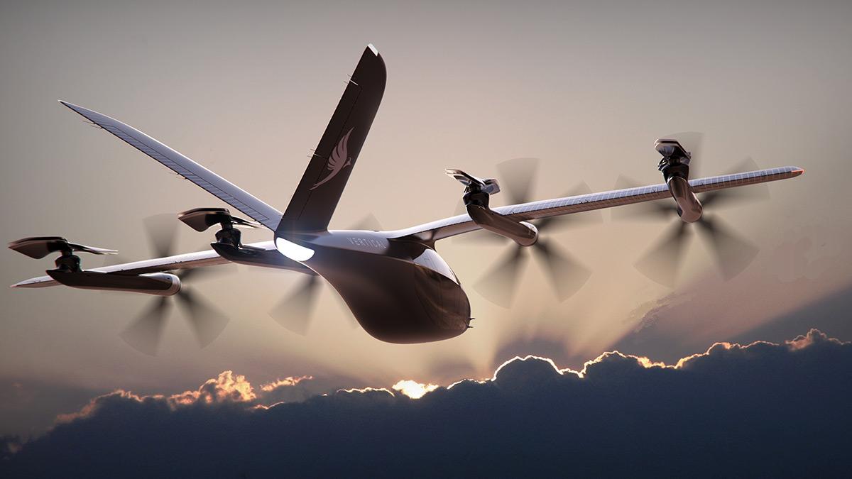 Vertical Aerospace VA-X4