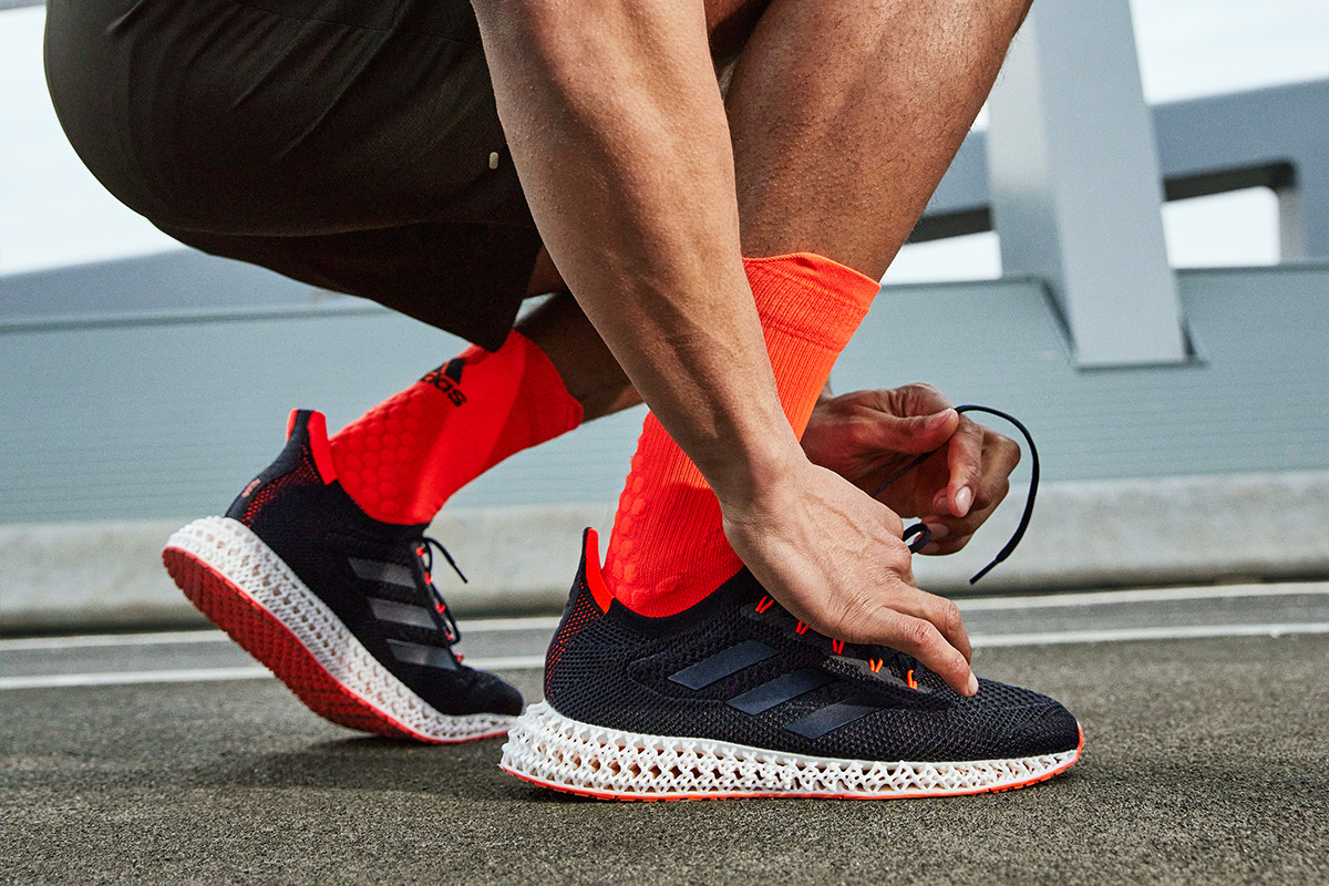 adidas 4DFWD running shoes