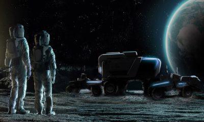 Lockheed Martin and GM Lunar Rover