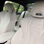 2021 BMW M5 Competition - Smoke white/black Merino leather seats
