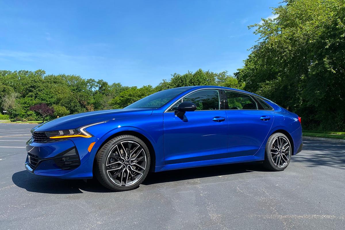 2021 Kia K5 GT
