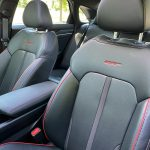 2021 Kia K5 GT seats