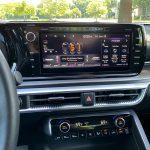2021 Kia K5 GT infotainment screen