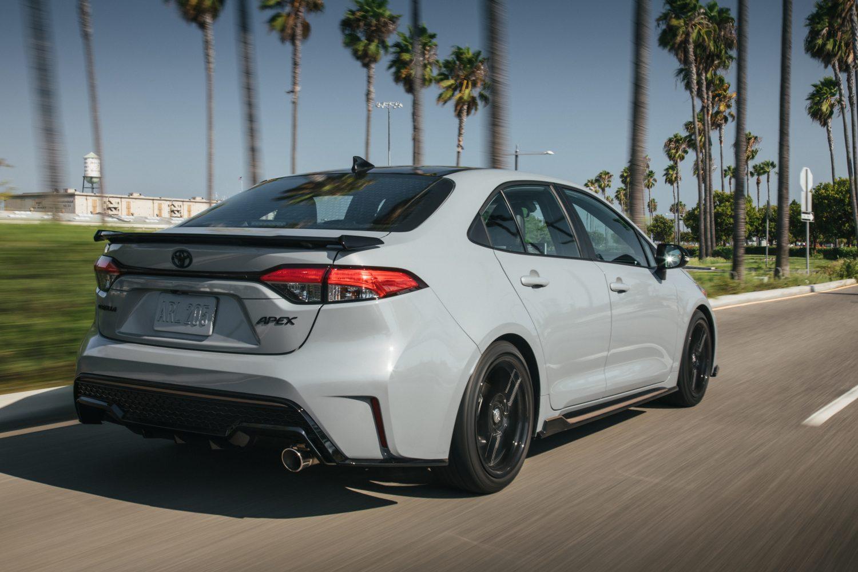 2021 Corolla Apex Edition