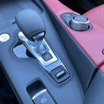 2022 Infiniti QX55 Sensory AWD shifter