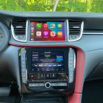 2022 Infiniti QX55 Sensory AWD - Dual HD display
