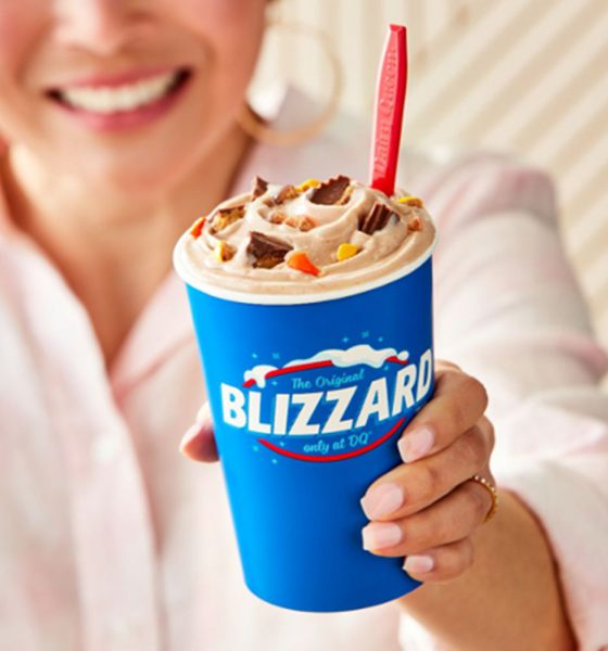 Dairy Queen Reese's Extreme Blizzard