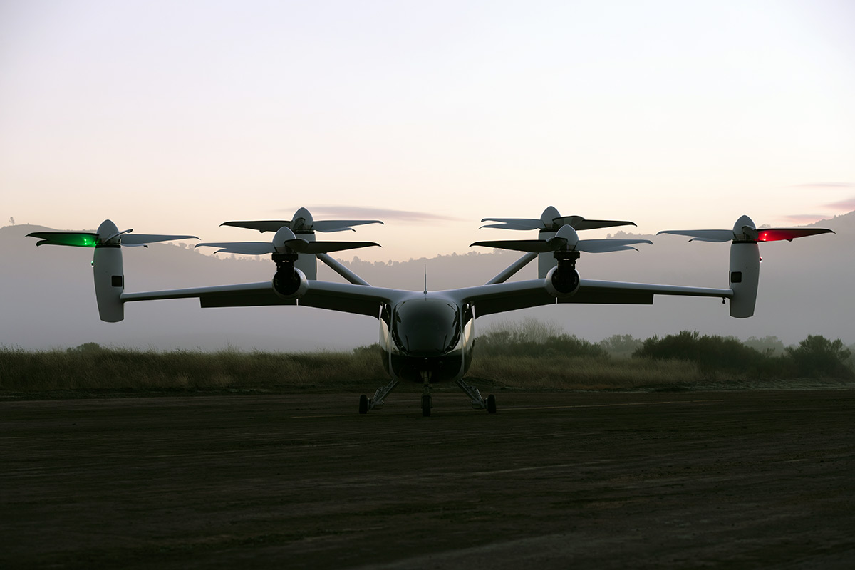 Joby Aviation Electric Air Taxi