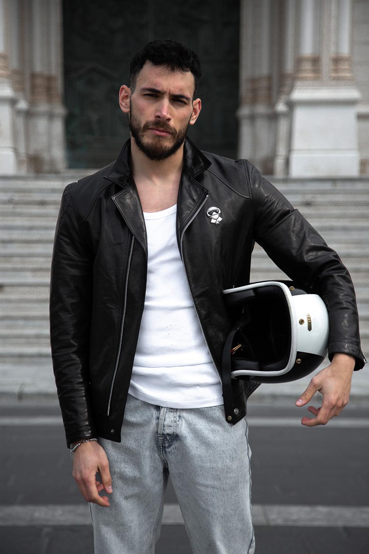 Palaleather Biker Jacket