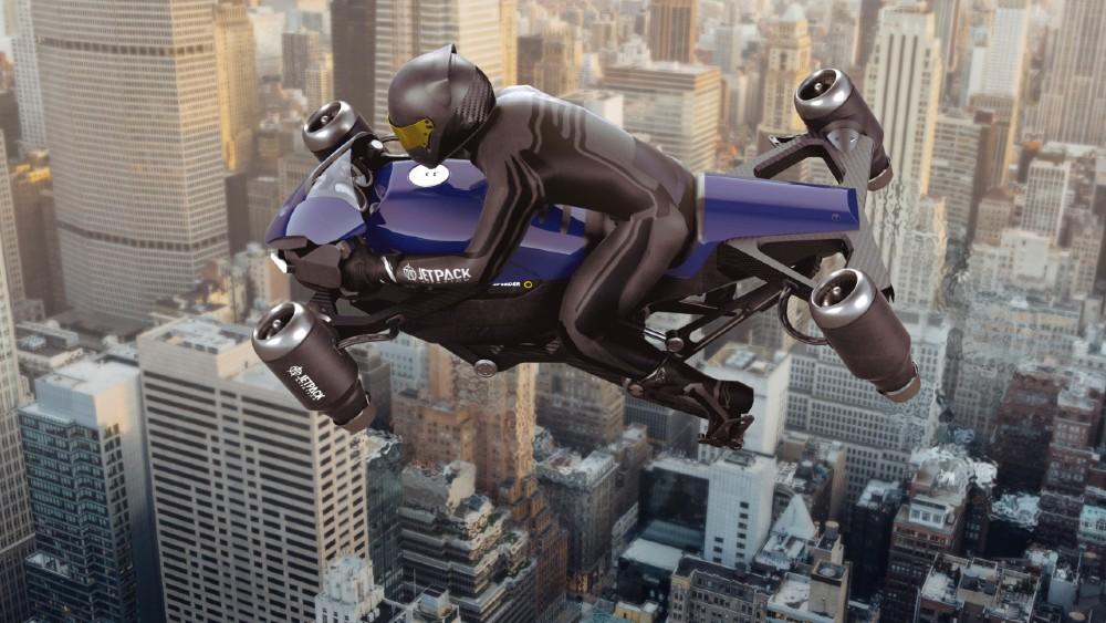 Jetpack Aviation - Speedster