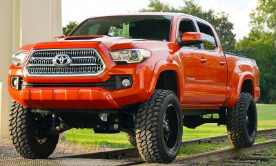 Lifted Toyota Tacoma