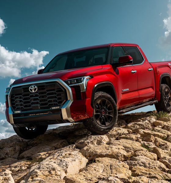 2022 Toyota Tundra Limited