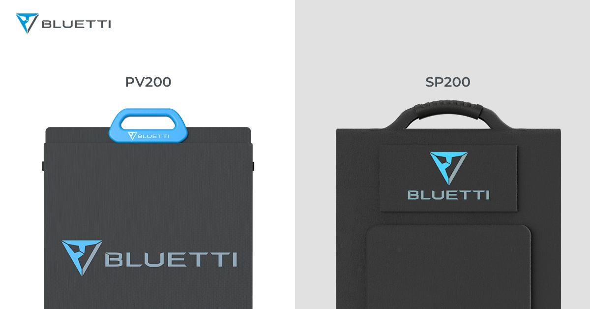 BLUETTI PV120 and PV200 Design