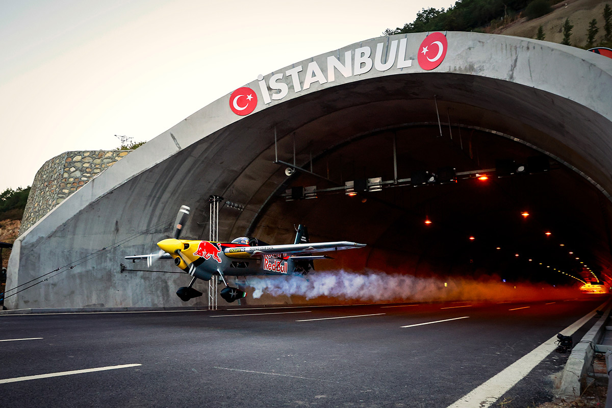Red Bull Tunnel Pass